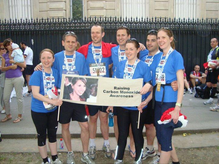 2011 Paris Marathon