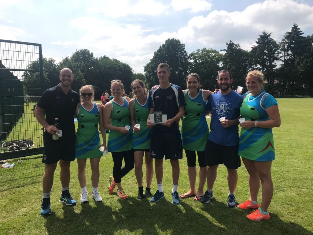 Katie Haines Mixed Netball Tournament 2018