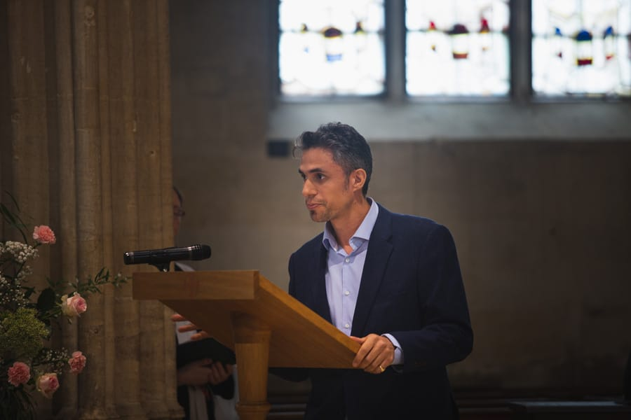 40th Birthday Commemoration Service – Adam Samuel Speech