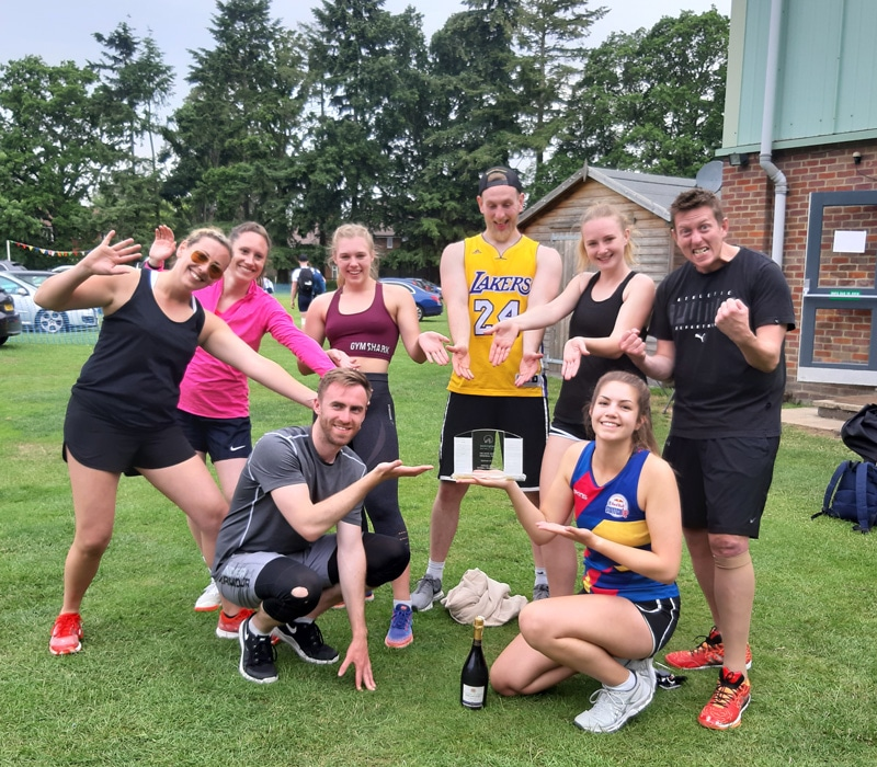 Katie Haines Mixed Netball Tournament 2019