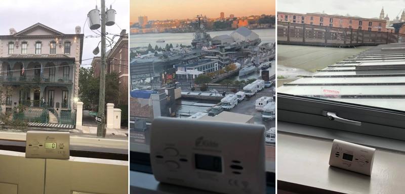 Carbon Monoxide Alarms – Charleston, New York & Liverpool