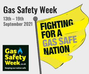We're supporting Gas Safety Week, are you?